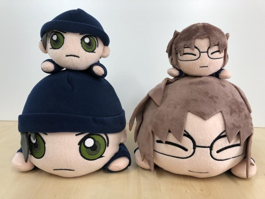 【展示終了】赤井秀一&沖矢昴 ~AKAI SHUICHI&OKIYA SUBARU~コレクション
