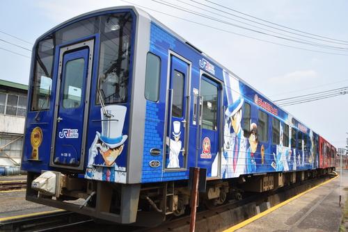 イラスト列車レセプション4