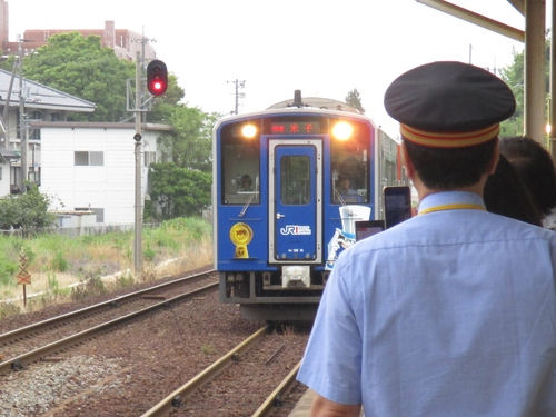 新コナンイラスト列車運行式
