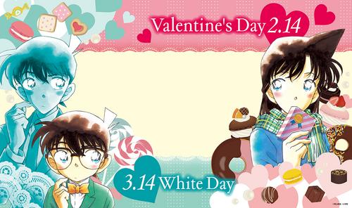 バレンタインデー&ホワイトデーイベント