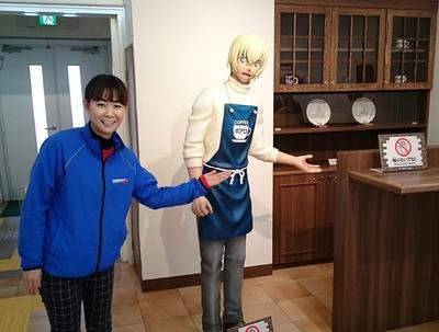 鳥取砂丘コナン空港に行ってきました★3
