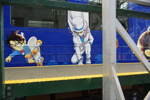 イラスト列車レセプション3