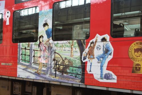 イラスト列車レセプション2